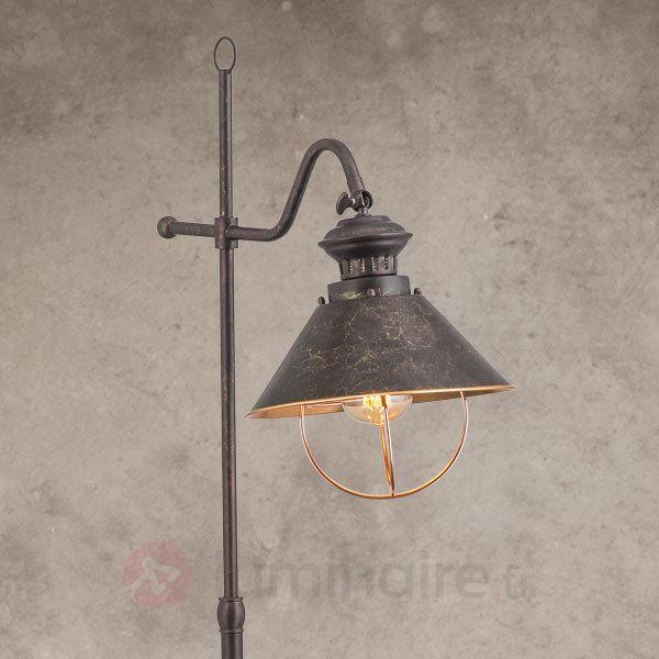 Lampadaire Shanta style rétro - Lampadaires rustiques