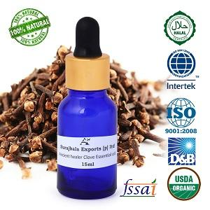 Ancient healer Clove Oil 15 ml - Clove  essential oil