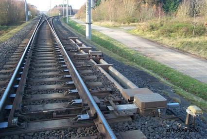 Schienenbefestigungssysteme für den Eisenbahngleisbau - null
