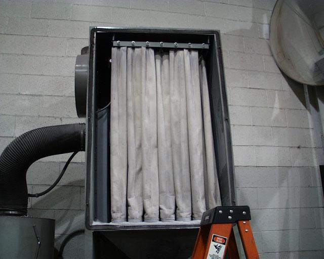 Dust Collector Bag - Dust Collector Bags - SKU: [12044/DCB]