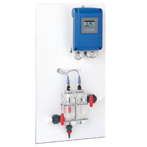 OPTISYS CL 1100 - Analyseur de température / de chlore / d'eau / portable