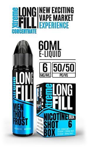 Xtreme Longfill - Koncentrat 20ml. w butelce 60ml.