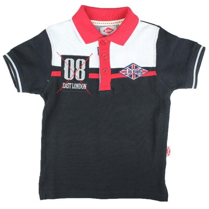 Importador Europa Polo Lee Cooper - Camiseta y Polo de manga corta