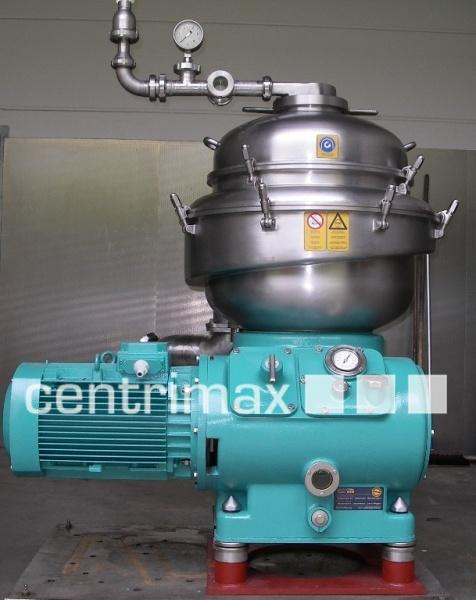 Alfa Laval Self-cleaning disc centrifuge - BRPX 213 HGV-34