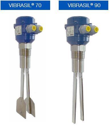 Vibranivo® - Vibrasil® 70/90 - Interrupteur fin de course pour des vracs très légers et acheminés