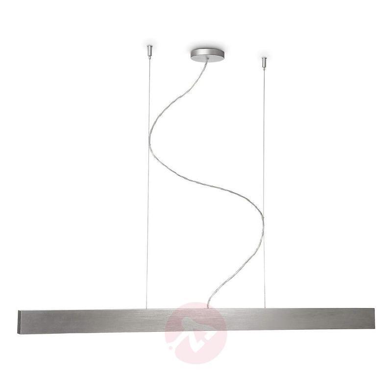 Daria Hanging Light Long Aluminium - Pendant Lighting