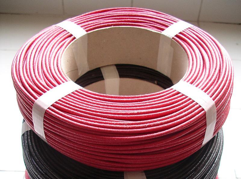 Câble imprégné silicone - null