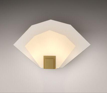 Art deco wall lights - Model 160 F