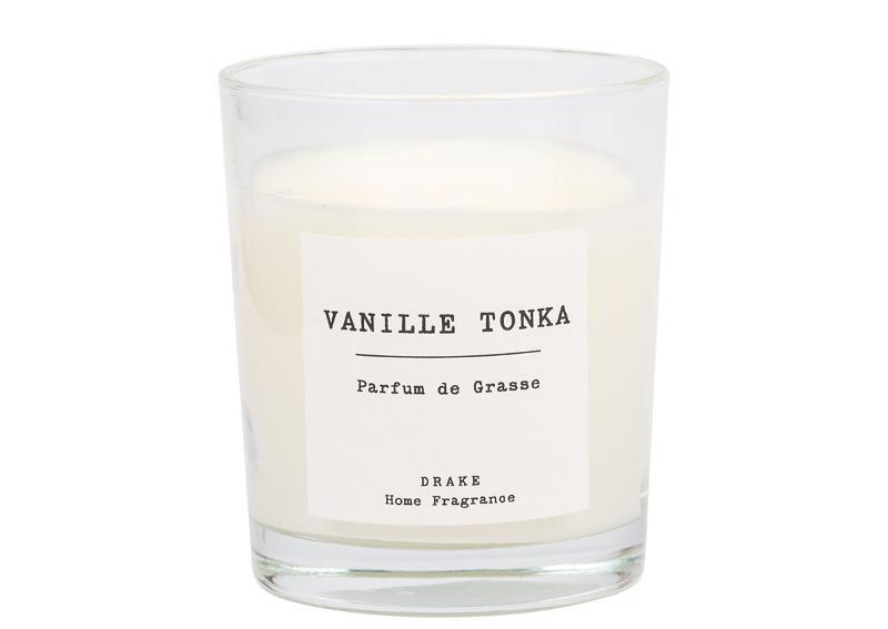 BOUGIE PARFUMÉE - VANILLE TONKA - null