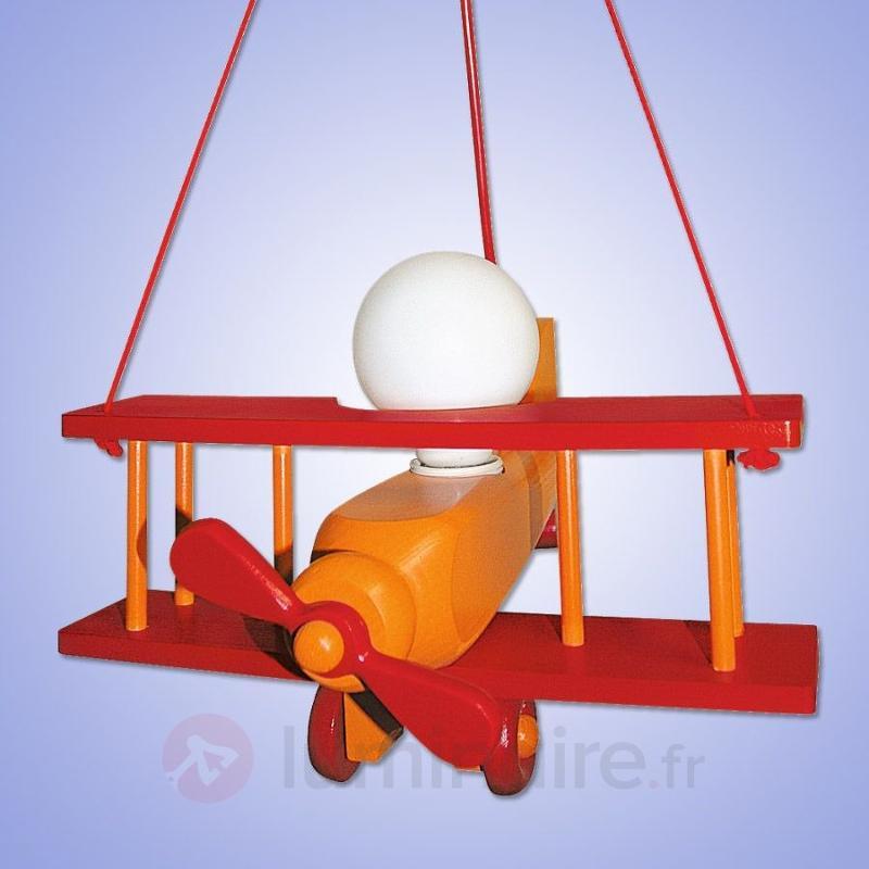 Suspension colorée FLUGZEUG XXL - Chambre d'enfant