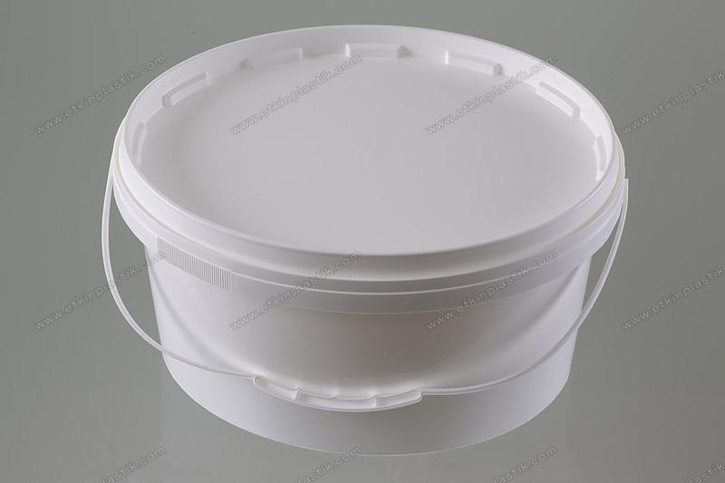Oval Industrial Pails - E0-35