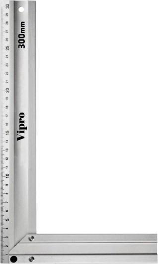 Aluminum angle square - MEASURING INSTRUMENTS