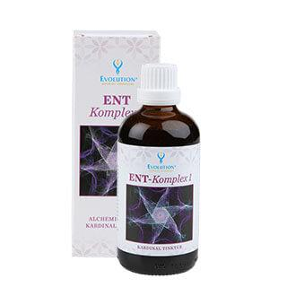 ENT Complex 1 Cardinal Tincture 100ml - null
