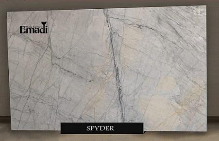 spyder crystal - white crystal