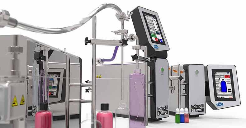 King Technofill Bottle Filling Machine
