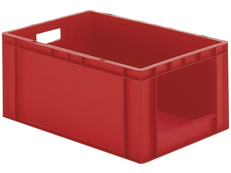 Stacking box: Dina 270 4 - Stacking box: Dina 270 4, 600 x 400 x 270 mm