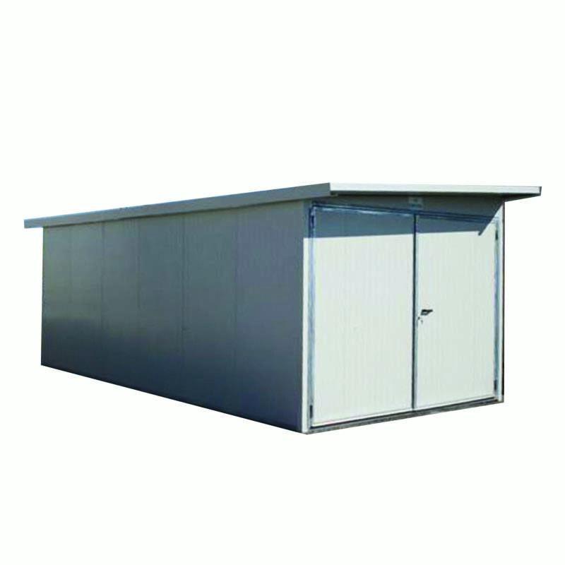 Garage Box Coibentato Deposito Personalizzabile
