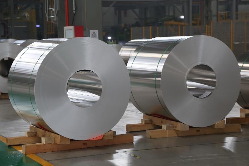Aluminium Coils - null