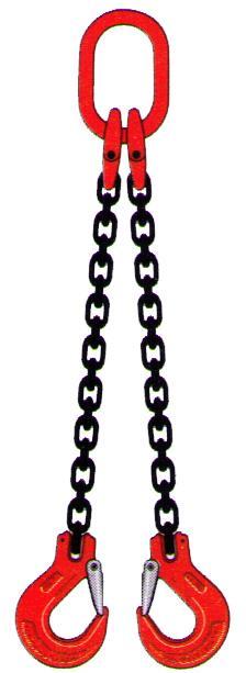 Anschlagketten und Kettengehänge - null