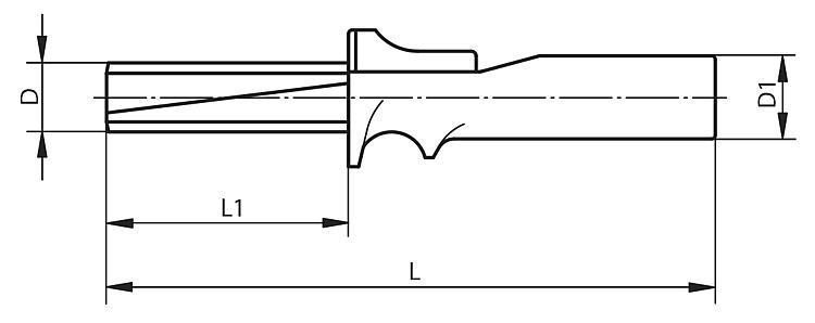 Nettoyeur cylindrique en deux parties - Rubans de précision Etiquettes et pochettes magnétiques Filets de...