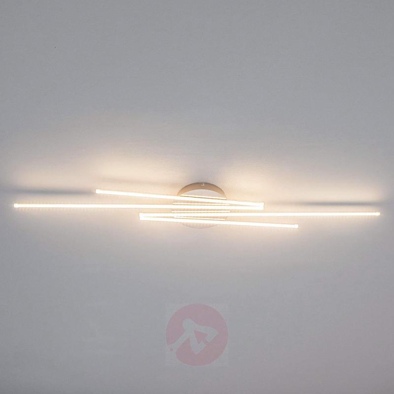 Powerful Debora LED ceiling lamp - design-hotel-lighting