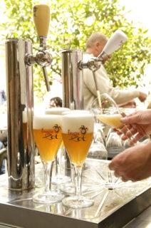 Beer, chocolate and Belgian fries - Services