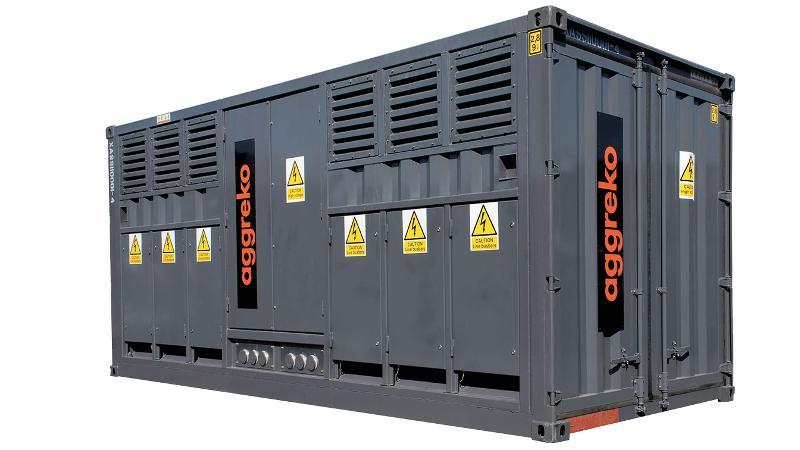 Industire Stromverteilern Vermietung - Stromerzeugungsanlagen Vermietung