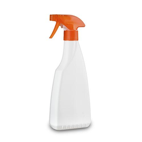 PE bottle Kento & trigger sprayer Canyon T-95 (Locktype): - spray bottle / trigger sprayer / spray gun