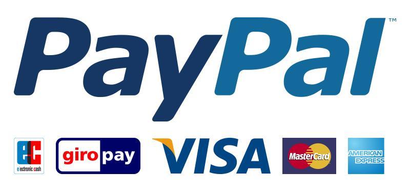 Unsere Zahlungsarten -