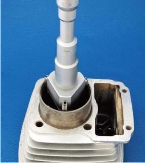Three point internal micrometer - MEASURING INSTRUMENTS