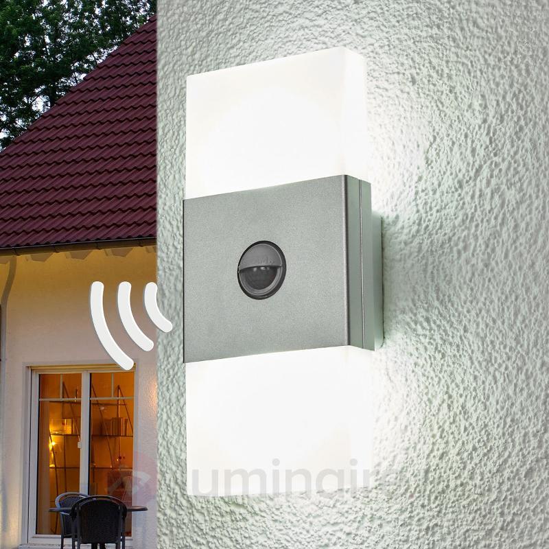 Applique d'extérieur moderne Noxlight LED Wall - Appliques d'extérieur LED
