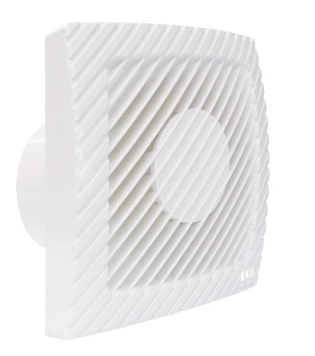 Serie L - Residential ventilation fan