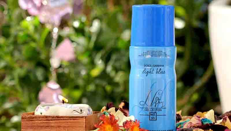 的生产香水 - 不同的浓缩