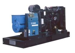 Groupes industriels standard - D250U