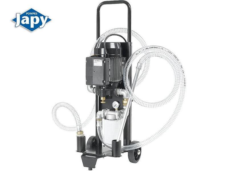Electropompe équipée pour filtration d'huile - FILTRo20 - null