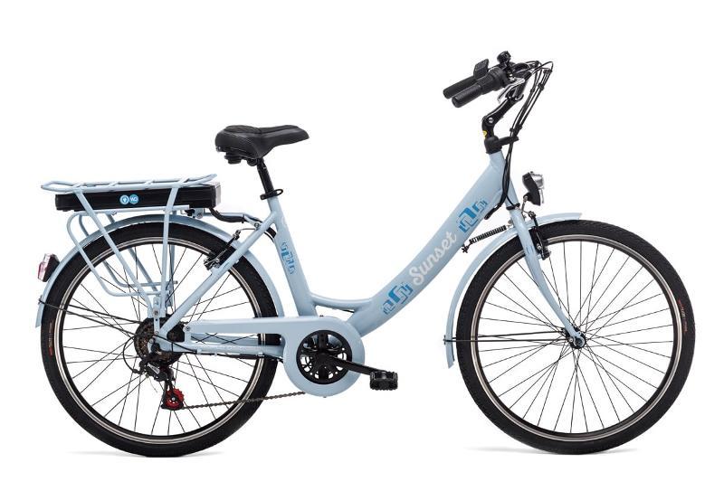 World Dimensión SUNSET - Bicicletas Eléctricas