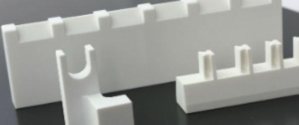 Propylux HS2 (PP): Plaques de Polypropylène à usage médical - usinable CNC: conteneurs stérilisation, supports d'instruments chirurgicaux...