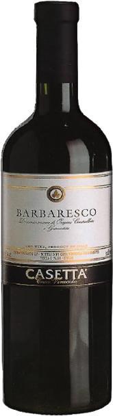 BARBARESCO D.O.C.G. - null