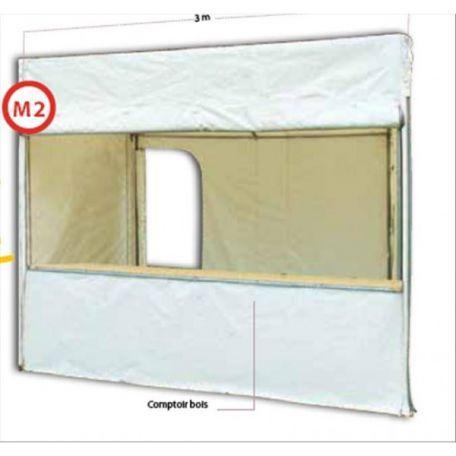Stand Réception 3 X 3 M - Tentes De Reception