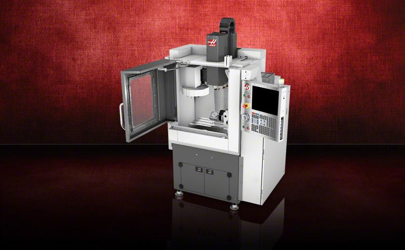 CNC Verticals - Compact Mill