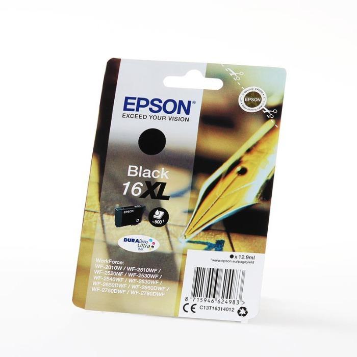Original Epson - supplies and spare parts - Epson Inktcartridge C13T16314012