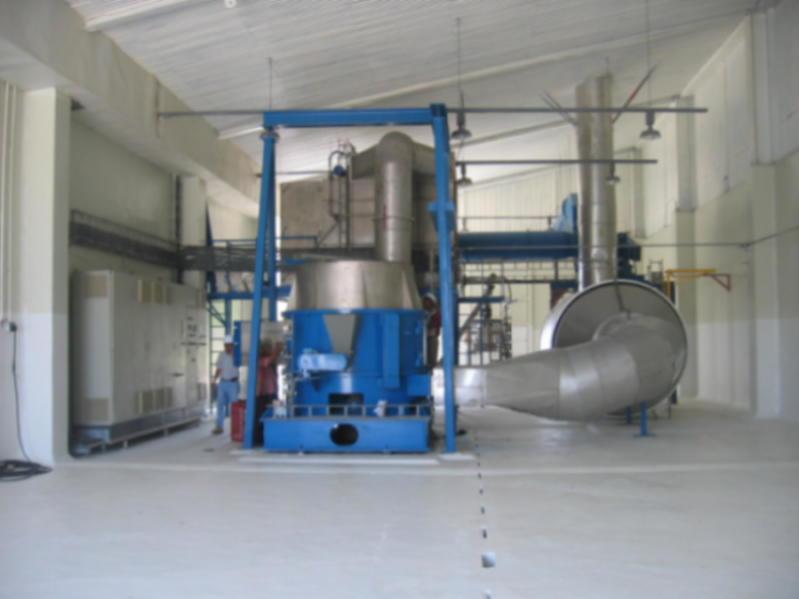 Mahltrocknungsanlage TurboRotor (G-200) - Mahlanlage TurboRotor des Bautyps G-200