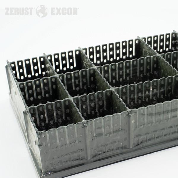 VCI-Tray VALENO - Bandejas laminadas con película de VCI - protección contra la corrosión
