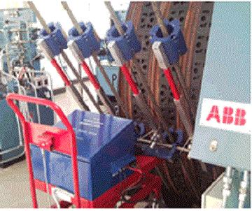 Mine-used Hoist Wire Rope Monitor de seguridad en tiempo - real en línea