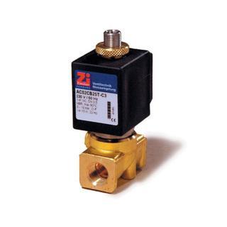 Baureihe / Type AC 02 - 3/2 Wege - null