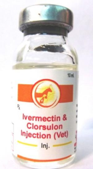 Veterinary Clorsulon and Ivermectin Injection - Veterinary Clorsulon and Ivermectin Injection