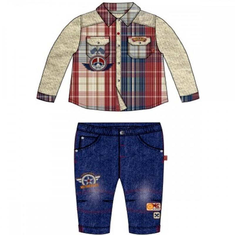Ensemble 2 pieces Tom Kids du 3 au 24 mois - Vêtement hiver