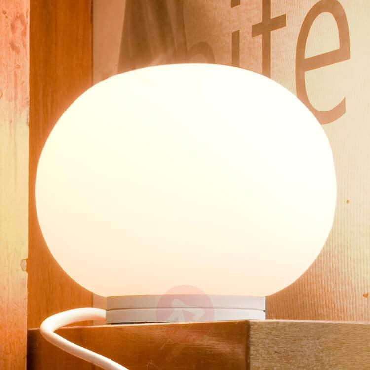Spherical table lamp MINI GLO-BALL T - Bedside Lamps