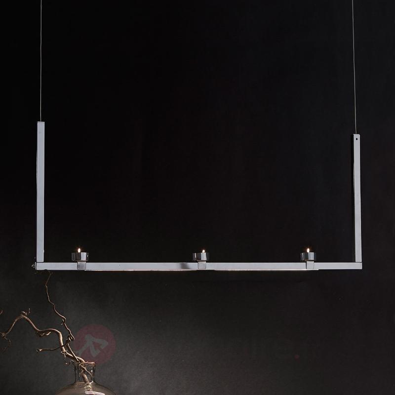 LED Dinner - une suspension spéciale - Suspensions LED