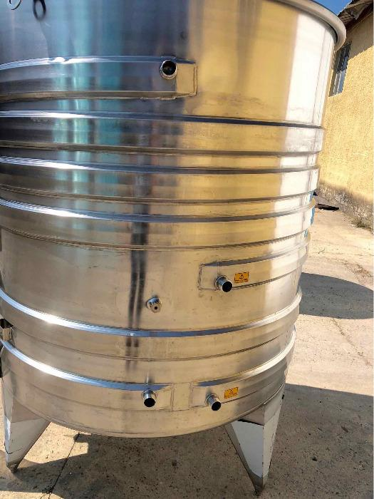 Depósito de acero 304 - 23 HL - SPAIPSER2300